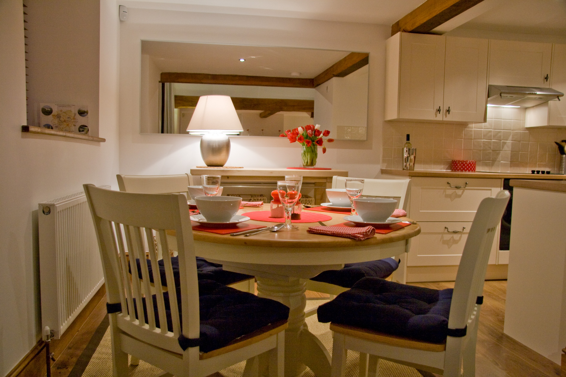 Self Catering Kitchen -
