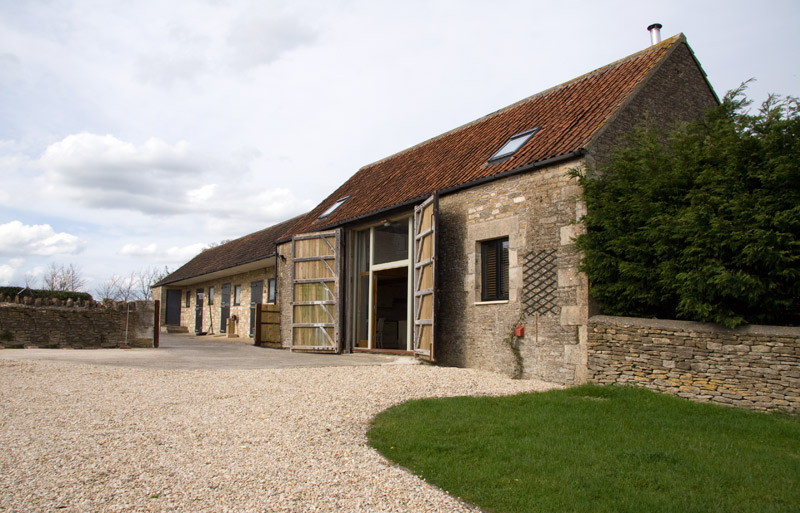 Self Catering Holiday Barn Wiltshire England -